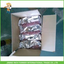 Wolfberry экспортер в Китае Wolfberry 500 г зерна / 50 г в 5 кг сумка 20 кг коробка