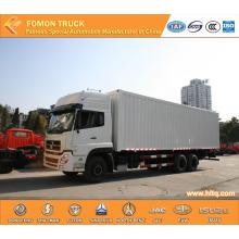 Dongfeng 6X4 New DFL Cargo Van Truck 20tons