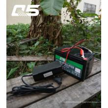 12V1A Automatique Trickle Batterie au plomb Chargeur Stockage Chargeur de batterie