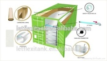 24000liters 20ft container flexitank with best price