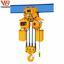 palan à chaîne électrique de petite taille 1 tonne avec une bonne qualité
