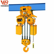 small size electric chain hoist 1 ton with good quality