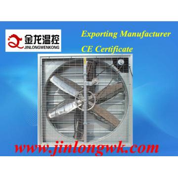 Ventilador de exaustão do sistema centrífugo para a fábrica (JL-50 ′ ′)