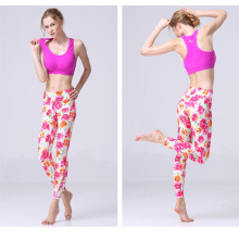 High Waist Sports Compression Leggings Women Gym Tights
