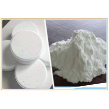 Grado industrial del polvo ácido cianúrico para CAS químico CAS No. 108-80-5