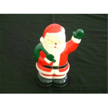 Best Price PVC Baby Gift Wholesale Vinyl Plastic Fancy Christmas Santa Claus Toy