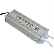 Fuente de alimentación llevada impermeable de alta calidad de 12V 100W