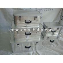 Aluminium Aufbewahrungskoffer