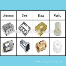 CNC torneamento e fresamento de peças