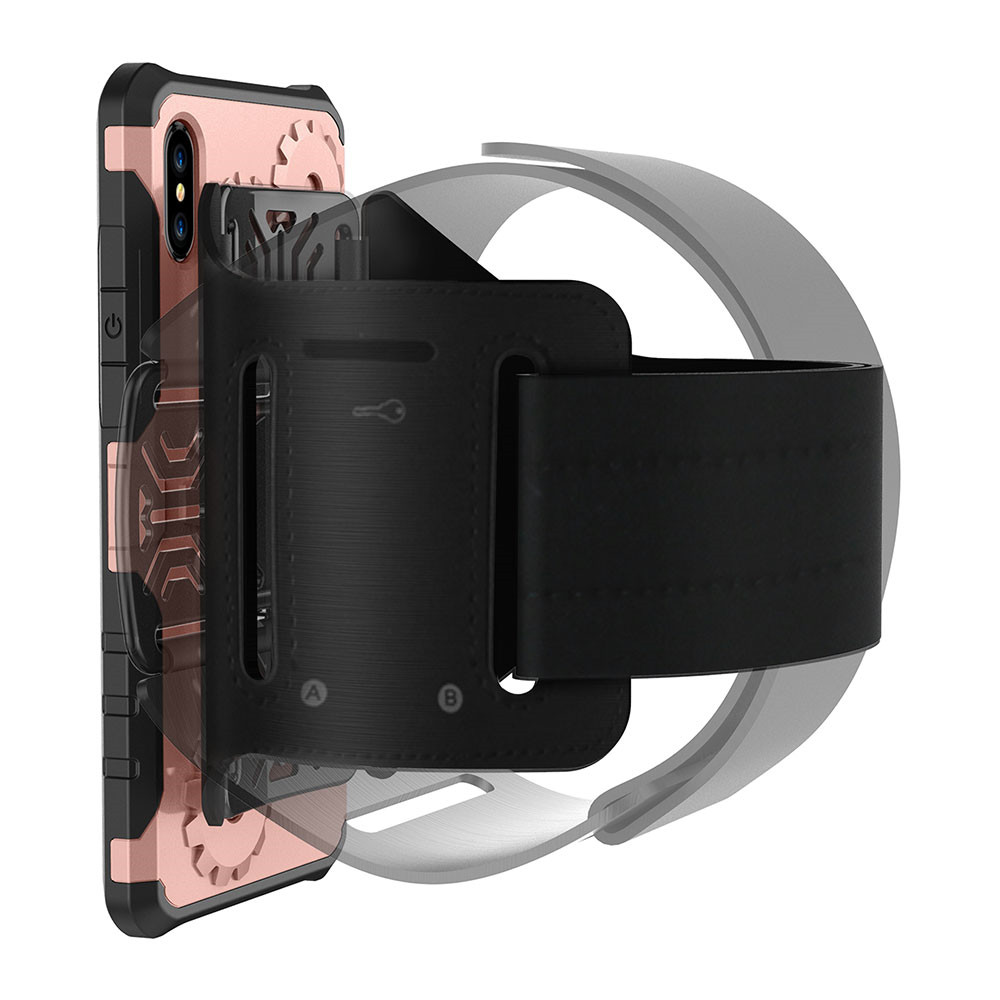 Case for iPhone 8 with armband