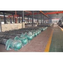Customized asme standard fuel oil tank heater
