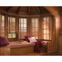 Wooden Venetian Blind Faux wood blinds shades