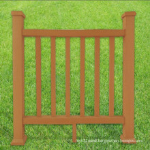 Eco-Friendly WPC Fence and Railing for Garden 68*25