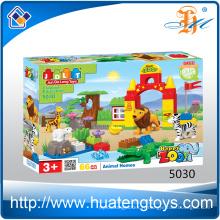 Vente en gros ABS plastique DIY intellect blocs de construction jouet pour enfants