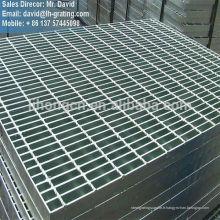Grilles en acier galvanisé, grille galvanisée, grille galvanisée soudée