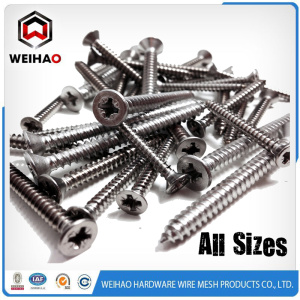Supply for Self-Tapping Screw Zinc Plated self tapping screw with high quality export to Swaziland Factories