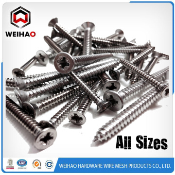 Hot sale for Self Tapping Metal Screws Zinc Plated self tapping screw with high quality export to Christmas Island Factory