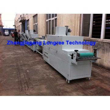 2016 Nueva línea de impresión de impresión de bandas de borde de PVC