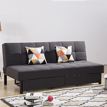 Purchasing for Barcelona Daybed Folding Metal Legs Fabric Storage Sofa Bed export to Netherlands Factories
