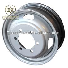 New utility 16x5.5 steel wheels for light truck steel wheel