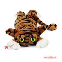 Плюшевая мягкая дикая кошачья игрушка