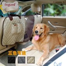 New Design Waterproof Nylon Travel Back Seat Dog Car Pet Barrier