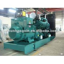 Дизельный генератор мощностью 500 кВт / 625 кВт установлен с двигателем Cummins KTAA19-G6A