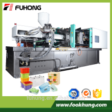 Ningbo Fuhong 268ton 2680kn robot arm injection molding machine for disposable cups