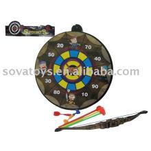 908040660-EVA dart arrow w/bow magnetism 2 astd