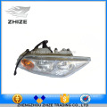 China supply high quality Bus spsre parts head lamp for Yutong bus