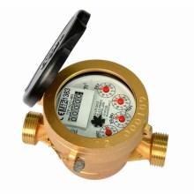 Single Jet Wet Typ der kalten Wasser Wasserzähler (SJ-LFC-1)