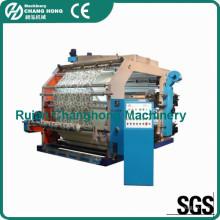 4 cores não tecido Flexo impressão máquina (CH884)