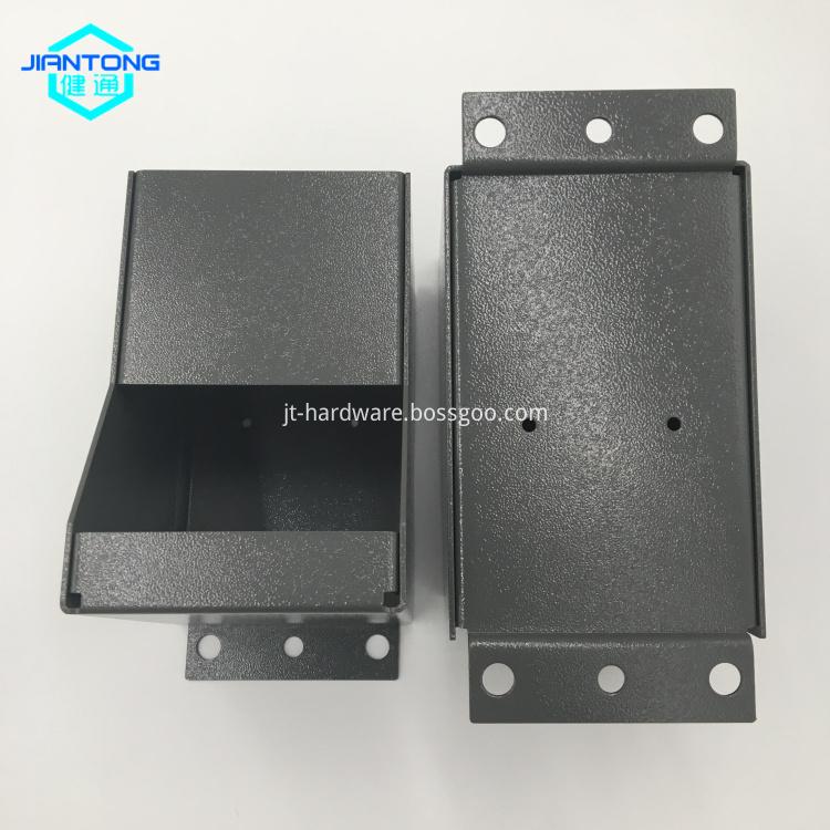 powder coated sheet metal parts