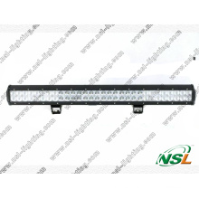 ¡Nuevo! ! ! Barra de luz LED de 252 W, barra de luz LED con chip CREE LED, barra de luz LED de 10-30 V CC, conducción fuera de carretera