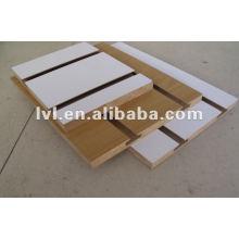 Меламиновые стеллажные доски для отделки