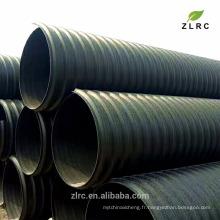 fabriquer le tube HDPE économique de tube de pression de tube de haute qualité