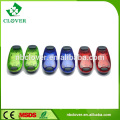 5 in 1 mini flashing emergency led warning light for bicycle