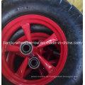 Starke Felge Air Wheels mit hochwertigem Reifen und Rohr