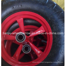 Rodas de ar de aro forte com pneu e tubo de alta qualidade