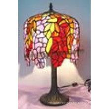 Decoración del hogar Tiffany lámpara de mesa de la lámpara T12142