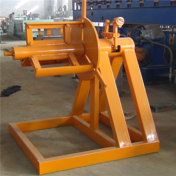 C Beam Roll Forming Machine