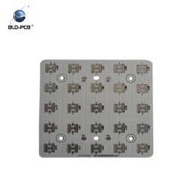 La rgb en aluminium de puissance élevée a mené le panneau de carte PCB