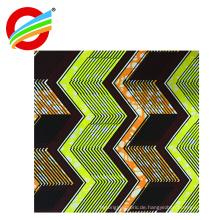 guter Service 100% Baumwolle afrikanischen Wachs druckt Stoff Textilien