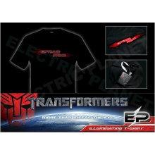 [Супер дело]Оптовая моды горячей продажи футболки А14,El футболки,LED футболки