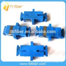 Adaptador de fibra óptica Simplex SC / UPC