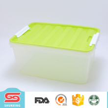 chinese factory plastic durable storage box toys for save space