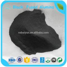 Тугоплавкая Ранг 85% Аl2о3 3-5мм черный плавленого глинозема