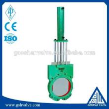 hydraulic slurry valve,hydraulic knife gate valve