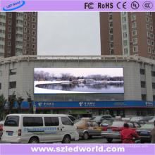 Panneau d'écran d'affichage à LED D'intense luminosité de P10