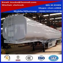 45000liters 5 compartiments carburant remorque